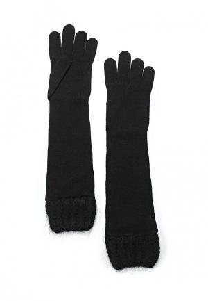 Перчатки Pennyblack. Цвет: черный
