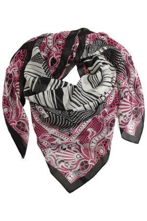Шелковый платок SHALBE. Цвет: мультиколор