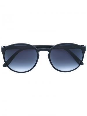 Солнцезащитные очки Swizzle Le Specs. Цвет: чёрный