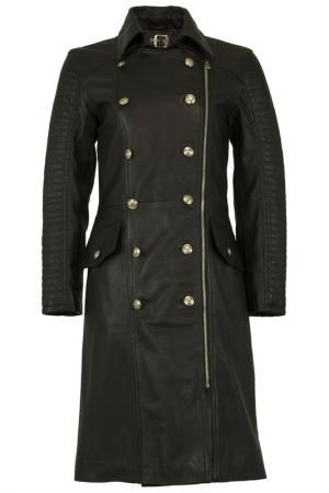 Пальто SUMMIT. Цвет: черный
