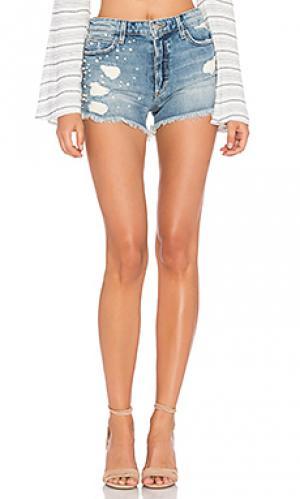 Шорты с украшениями the charlie Joes Jeans Joe's. Цвет: none
