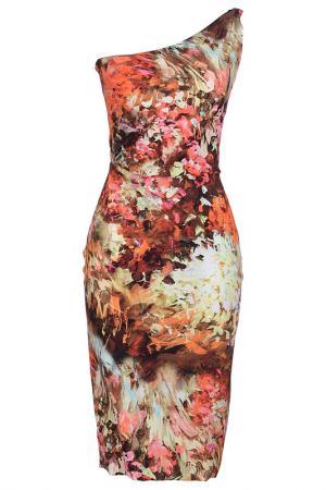Платье LA PETITE ROBE. Цвет: мультицвет