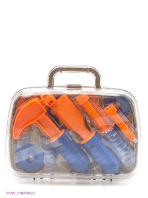 Набор инструментов Играем вместе. Цвет: синий, оранжевый