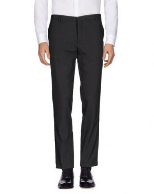 Повседневные брюки MINIMAL. Цвет: стальной серый