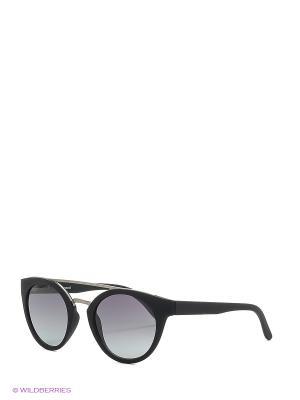 Солнцезащитные очки Franco Sordelli. Цвет: антрацитовый