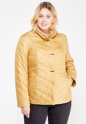 Куртка утепленная Montserrat. Цвет: желтый