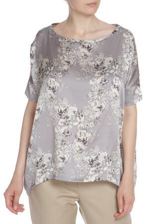 Блуза Coast+Weber+Ahaus. Цвет: серый