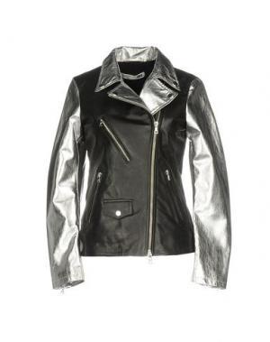 Куртка BULK. Цвет: черный