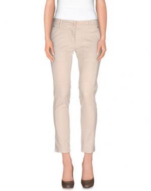 Повседневные брюки CAPE HORN. Цвет: бежевый