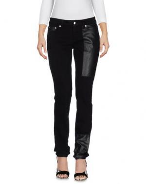 Джинсовые брюки McQ Alexander McQueen. Цвет: черный