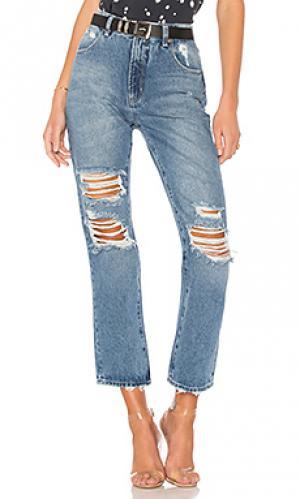 Прямые джинсы dusters ROLLAS ROLLA'S. Цвет: none
