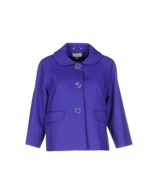 Пиджак PIU' &. Цвет: фиолетовый