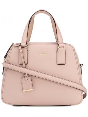Hanging tassel tote Kate Spade. Цвет: розовый и фиолетовый