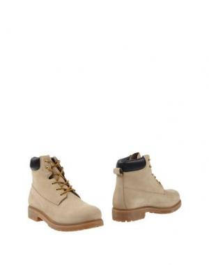 Полусапоги и высокие ботинки DOCKSTEPS. Цвет: песочный