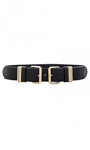 Пояс bangles B-Low the Belt. Цвет: черный