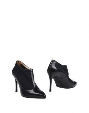 Ботинки CHIARINI BOLOGNA. Цвет: черный
