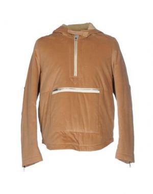 Куртка BAND OF OUTSIDERS. Цвет: верблюжий