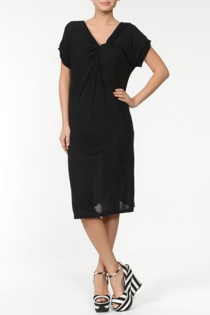 Платье Nicole Farhi. Цвет: синий