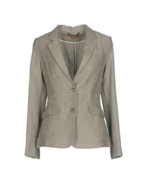 Пиджак MANILA GRACE DENIM. Цвет: серый
