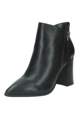 Ботинки Michele. Цвет: черный, байка