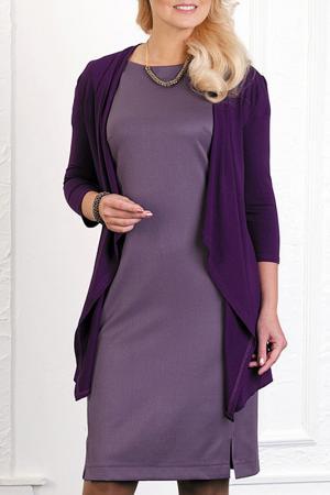 Кардиган MARCA-M. Цвет: фиолетовый