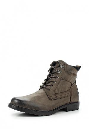 Ботинки G-L-X. Цвет: хаки