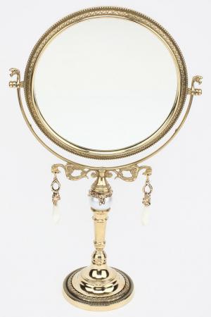 Зеркало Имперское I Pavoni. Цвет: золотой