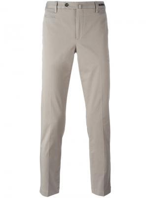 Классические брюки-чинос Pt01. Цвет: телесный