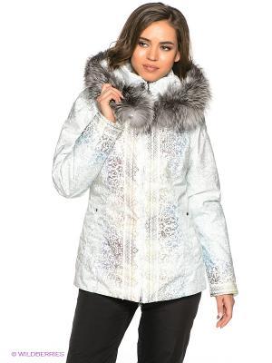 Куртка Stayer. Цвет: белый, бирюзовый, фуксия, желтый