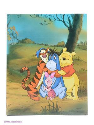 Фотоальбом Winnie the Pooh VELD-CO. Цвет: голубой, светло-коричневый
