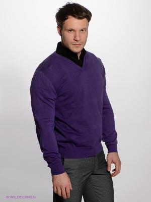 Пуловер RETIEF. Цвет: фиолетовый