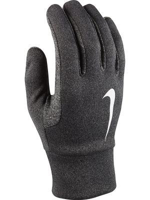 Перчатки HYPERWARM FIELD PLAYER GLOVE Nike. Цвет: черный, антрацитовый, белый