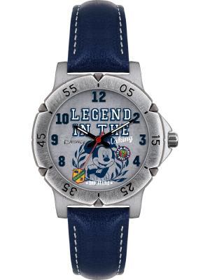 Часы Disney by RFS. Цвет: темно-синий, серебристый
