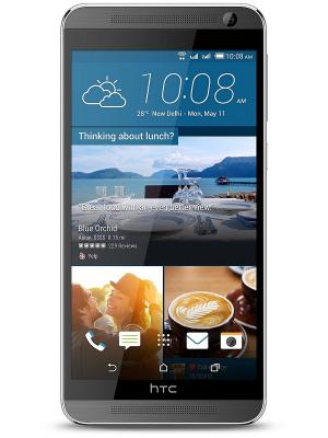 Смартфон HTC One E9 Plus. Цвет: антрацитовый