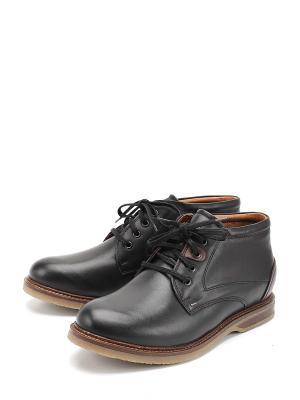 Ботинки Krisbut. Цвет: черный