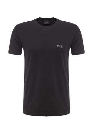 Комплект футболок 2 шт. Boss Hugo. Цвет: черный