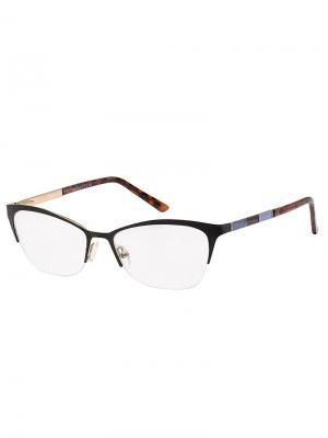 Очки готовые -1.0/FM868-C6 Grand. Цвет: черный, золотистый, коричневый