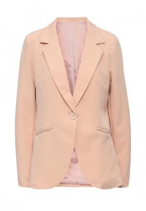 Пиджак Aurora Firenze. Цвет: розовый