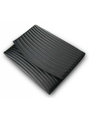 Чехол-конверт для iPad Волны (цвет - черный) Kawaii Factory. Цвет: черный