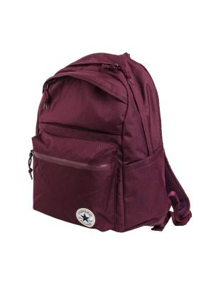 Рюкзак Poly Chuck Plus 1 0 Converse. Цвет: бордовый