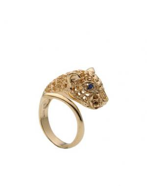 Кольцо IOSSELLIANI. Цвет: золотистый