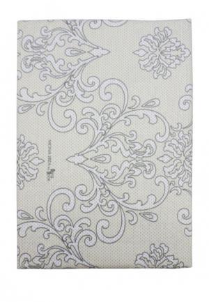 Комплект постельного белья Евро Mona Liza. Цвет: серый