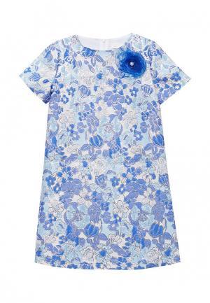 Платье Letty. Цвет: голубой