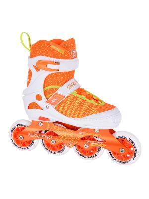 Роликовые коньки TEMPISH 2017 VESTAX. Цвет: оранжевый