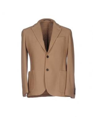 Пиджак ELEVENTY. Цвет: песочный