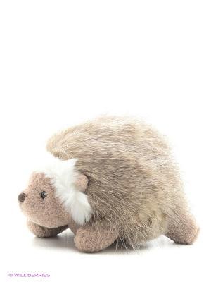 Игрушка мягкая (Oliver Hedgehog, 12,5 см). Gund. Цвет: серый