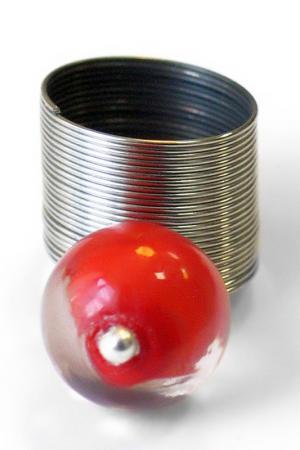 Кольцо Dama Divetro. Цвет: красный