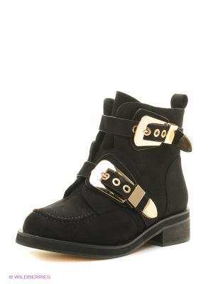 Ботинки ARAZ. Цвет: черный