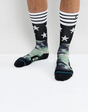Stance Зимние носки Bravo Snow. Цвет: мульти
