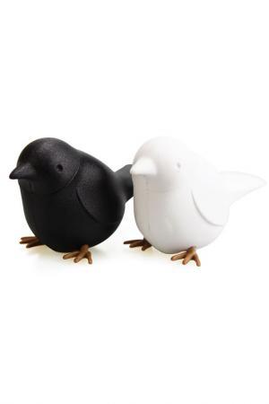 Набор для специй Sparrow Qualy. Цвет: мультицвет